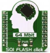 SQI FLASH click