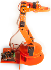 Eduardo 5-Axis Robotic Arm Kit