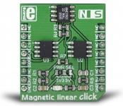 Magnetic linear click