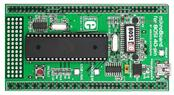 mikroBoard for 8051 40-pin