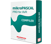 mikroPascal PRO for AVR