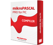 mikroPascal PRO for PIC