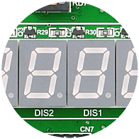 4-digit 7-seg display