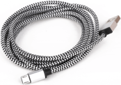 microUSB-B Cable - Braided