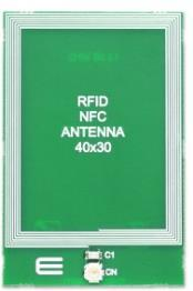 Rectangular NFC 40x30 Antenna