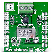 Brushless 2 click