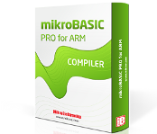 mikroBasic PRO for ARM