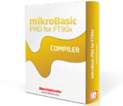 mikroBasic PRO for FT90x