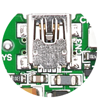 miniUSB connector