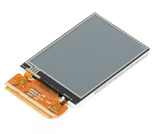 "2.8"" TFT with Touch Screen"